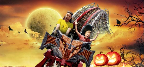 Halloweenská akce v Top zábavním parku ENERGYLANDIA s neomezeným vstupem na 75 atrakcí
