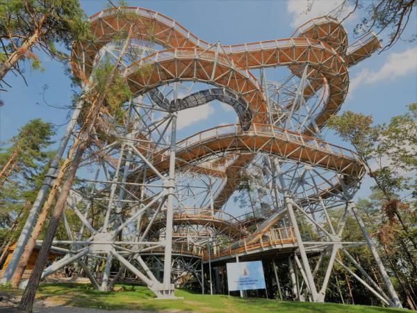 Užijte si pobyt ve wellness penzionu Maxim v Bojnicích blízko vyhlídkové věže