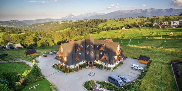 Výborně hodnocený hotel Redyk *** s polopenzí a volným vstupem do SPA