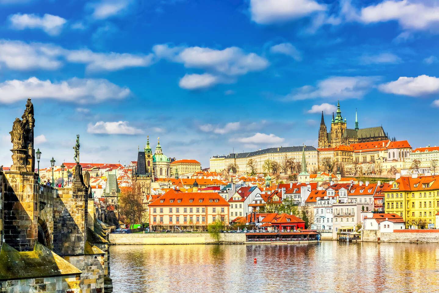 Romantický pobyt v Pensionu Lucie**** v Praze se snídaní a platností až do března 2021
