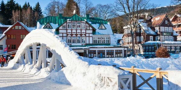 Štědrý den ve Špindlu i čtyřdenní vánoční pohoda v srdci Krkonoš v hotelu Lenka přímo ve skiareálu Svatý Petr pro 1 osobu