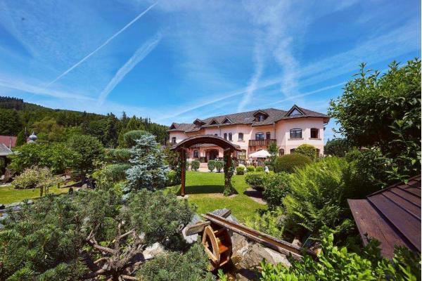 Relax v penzionu Králův pramen v kouzelném Slovenském ráji s bohatou možností aktivit v okolí