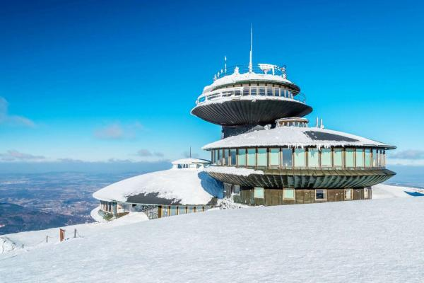Dovolená v Krkonoších nedaleko Sněžky s polopenzí a saunou ve Dvorské boudě s platnost až do listopadu2021
