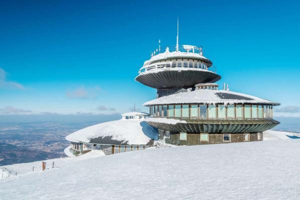 Horský pobyt v Krkonoších na chatě Malá Rennerovka s polopenzí, saunou a platností až do října 2021