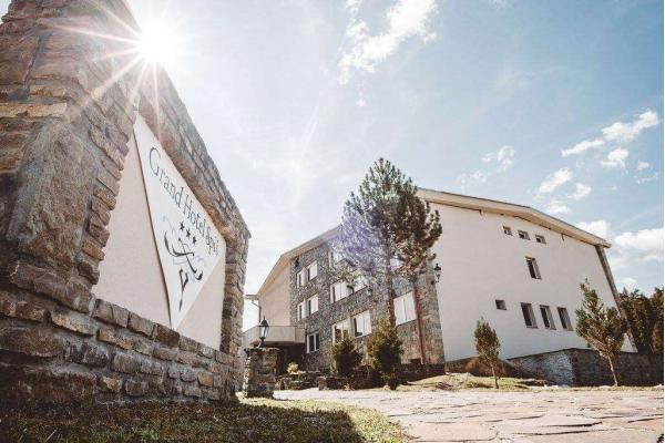 Dovolená v Grand Hotelu Spiš *** v nádherném Slovenském ráji