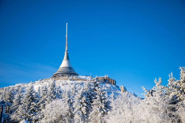 Skvěle umístěný hotel Radnice v centru města Liberec se snídaní, večeří formou kreditu a platností až do prosince 2021