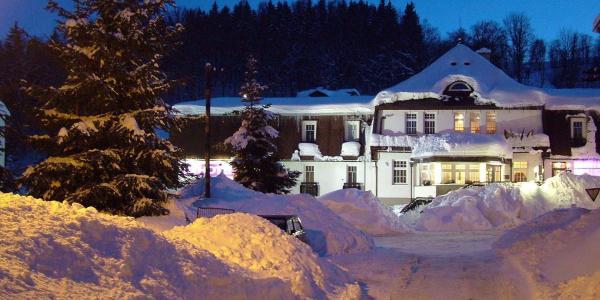 Celý rok v Hotelu PROM *** v Krkonoších u Černé hory s polopenzí a bazénem s platností do 20.12.2021