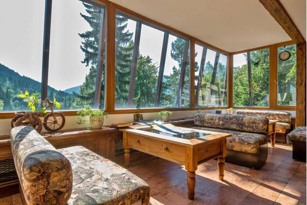 Ubytování s polopenzí v krásné beskydské přírodě pod Lysou horou v hotelu Ondráš