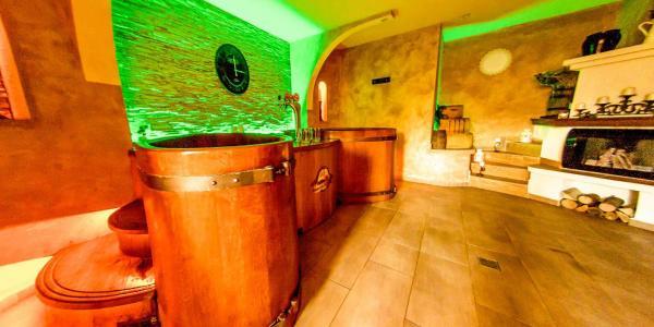 Pivní lázně a pivovar pod jednou střechou hotelu Beskyd včetně polopenze a privátního wellness