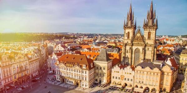 Moderní apartmány jen 300 m od Staroměstského náměstí a 500 m od Karlova mostu