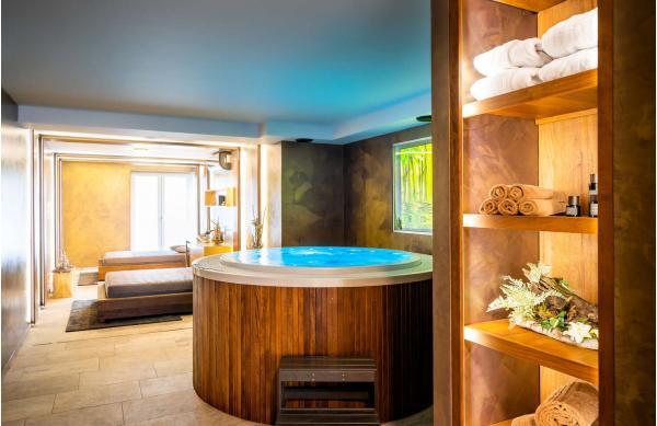 Odpočinek a skvělé služby v luxusním Hotelu Akademie Naháč**** s privátním wellness a každodenní snídaní či polopenzí v Posázaví