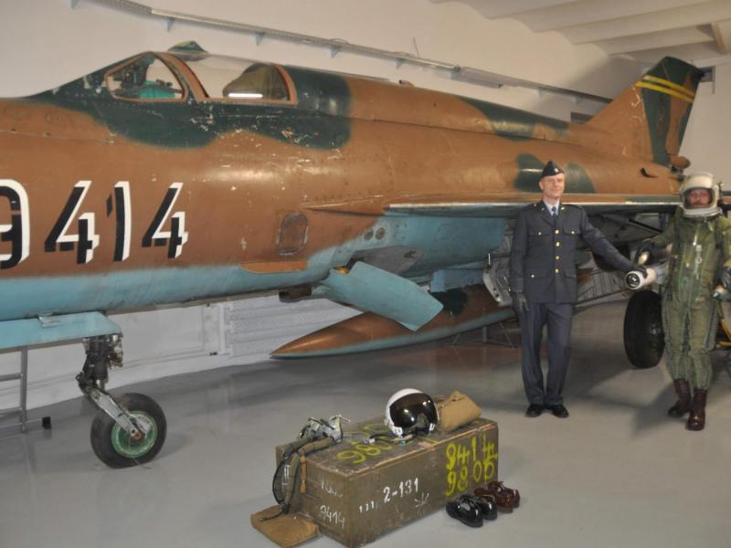 Simulátor stíhačky MiG-21