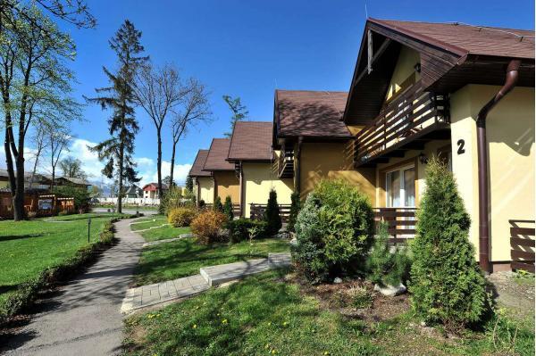 Objevte Vysoké Tatry s celou rodinou s ubytováním ve studiích nebo apartmánech Aplend