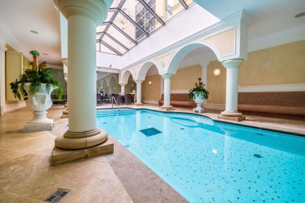 Exkluzivní pobyt s prvotřídními službami, špičkovou gastronomií a krásným wellness v hotelu Elizabeth ****