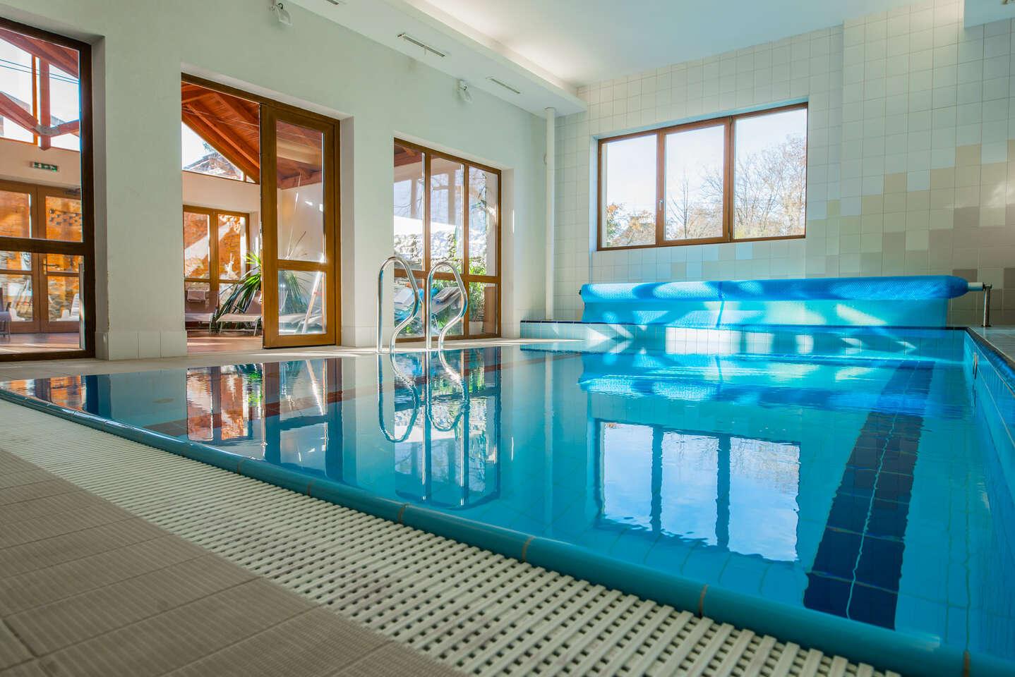 Zlaté Hory v Jeseníkách z hotelu Praděd Thamm s polopenzí, wellness bez omezení a platností do června 2021
