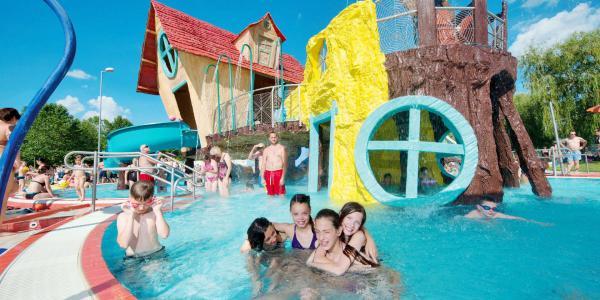 Park Inn Zalakaros Resort Spa **** aneb absolutní pohodlí přímo v maďarských lázních Zalakaros