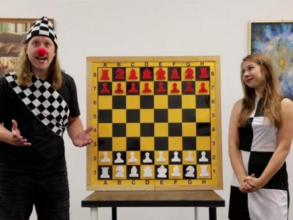Šachové video lekce pro nejmenší Celá ČR