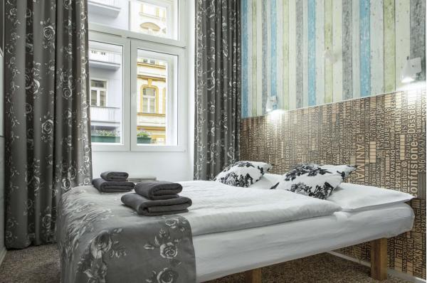 Moderní Royal Court Apartments v historickém centru Prahy, 10 minut od Václavského náměstí, se snídaní a platností do prosince 2021
