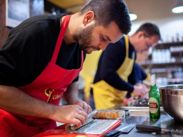 Kurz přípravy sushi Praha