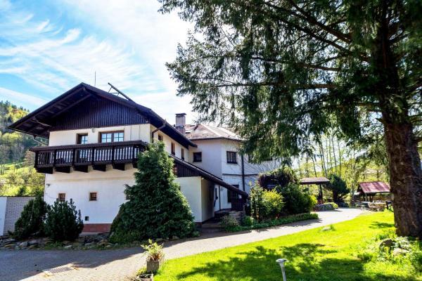 Aktivní odpočinek na Šumavě s ubytováním v penzionu Klášterský Mlýn s bohatou snídaní a sportovním vyžitím