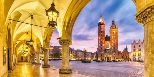 Pobyt v 4 * hotelu Sympozium se snadným přístupem do centra Krakova