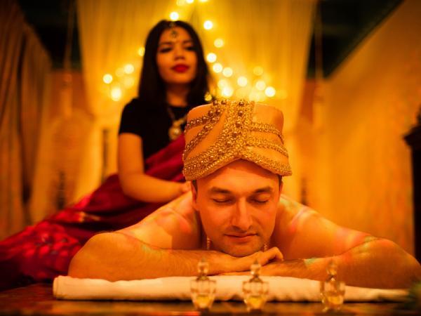 Ubytování v zážitkovém hotelu OROOM: Indie