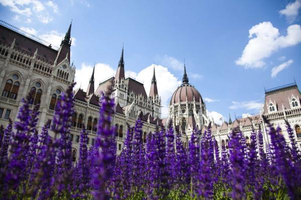 Mediterran Hotel Budapest **** s neomezeným wellness, dítětem do 12 let zdarma a dlouhou platností