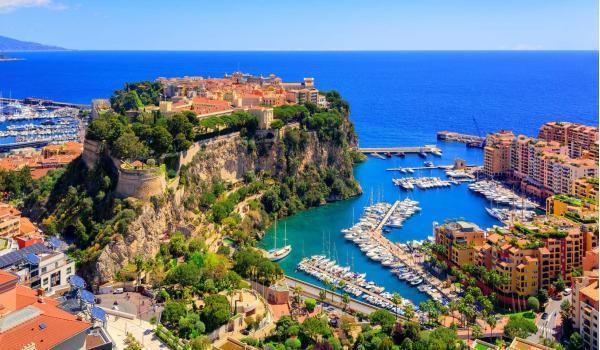 Krása a luxus Monackého knížectví na francouzské riviéře na 3 dny s průvodcem