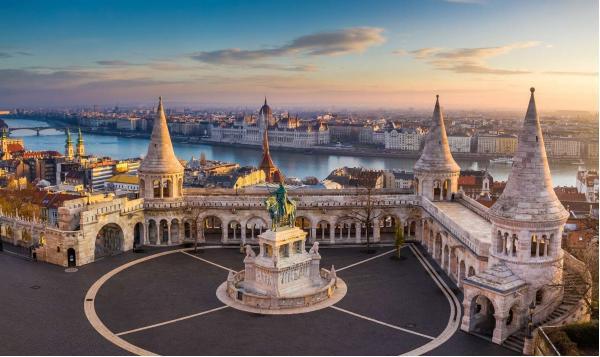 Hotel Gloria *** Budapest City Center se snídaní, pálenkou na uvítanou
