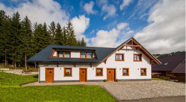 Luxusní ubytování pro 2-3 osoby v Apartmánech Bílá 188 s plně vybavenou kuchyní, krbem a překrásným výhledem na beskydské vrchy
