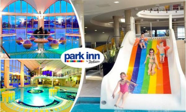 Pobyt v Hotelu Park Inn **** Sárvár v termálních lázních s polopenzí a neomezeným wellness