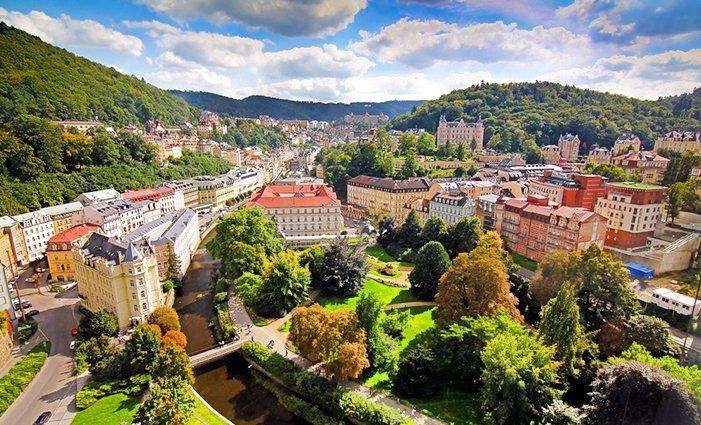 3 až 6 dní s polopenzí v Karlových Varech v hotelu Renesance Krásná Královna pro 2