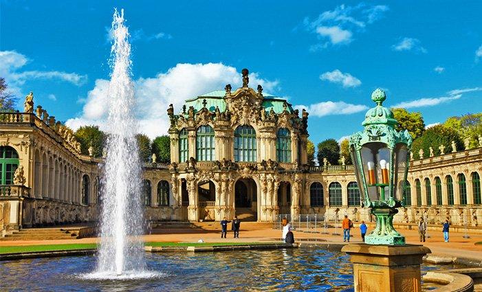 Zájezd do Drážďan s prohlídkou města a plavbou Saským Švýcarskem pro 1 osobu