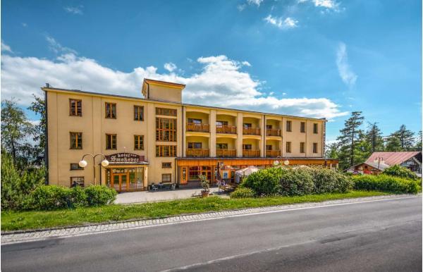 Tatranský relax u lanovky na Hrebienok s polopenzí a wellness nebo plnou penzí v hotelu Smokovec ***