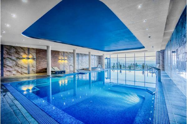 Hotel Bachledówka & SPA ***: Polopenze a neomezený relax v bazénu s panoramatickým výhledem Tatry