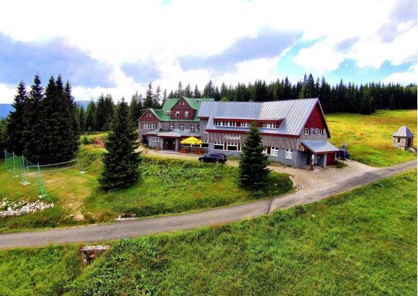 Rodinná dovolená až na 7 nocí v horské chatě Sedmidolí ve Špindlerově Mlýně s polopenzí