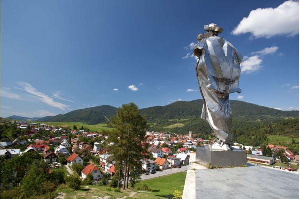 Objevte Terchovou, jeden z nejkrásnějších koutů Slovenska s ubytováním v penzionu Goral
