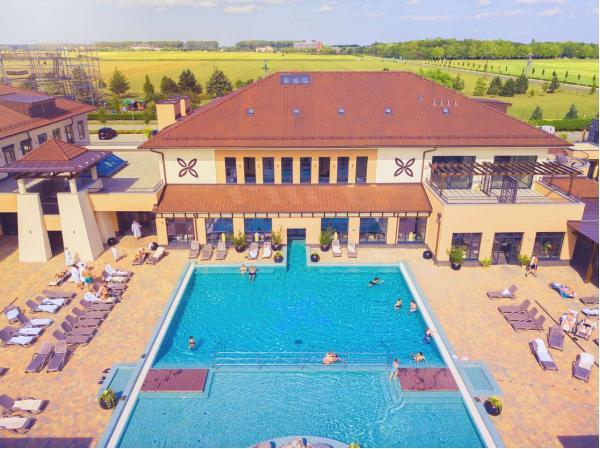 NOVINKA: Caramell Premium Resort ****: Wellness pobyt v jednom z nejkrásnějších hotelů Maďarska