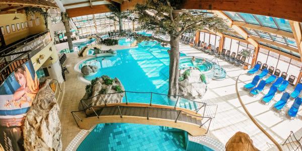 Oblíbený 4 * Bohinj Eco Hotel s volným vstupem do vlastního aquaparku (extra dlouhá platnost)