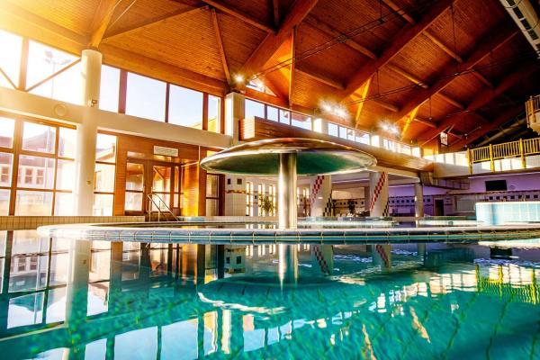 Rodinný wellness hotel Boni *** jen 200 m od oblíbených lázní Zalakaros