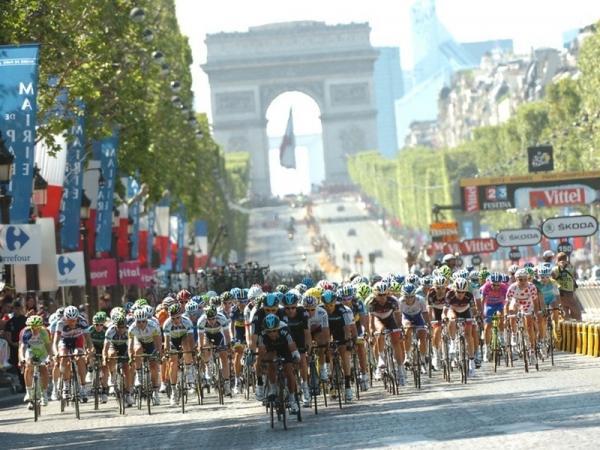 Zájezd na Tour de France Zahraničí