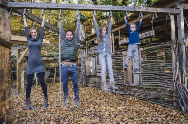 Rodinný pobyt v EKOParku Liberec