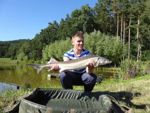 Kurz rybaření pro začátečníky