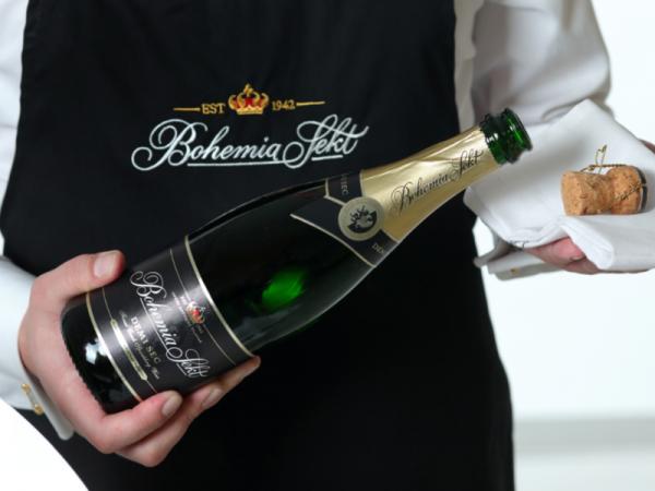 Bohemia Sekt: Prohlídka s degustací 6 sektů